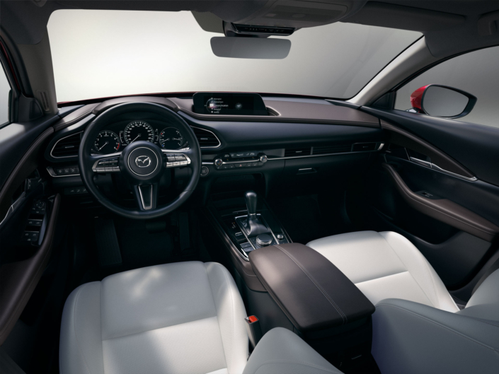 2019_CX-30_EU(LHD)_C17_Cockpit_Dside_WhiteLeather - Copy (2)