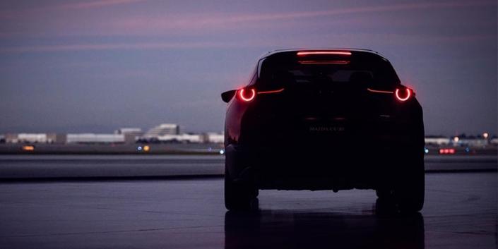 Nieuwe Mazda CX-30 2019