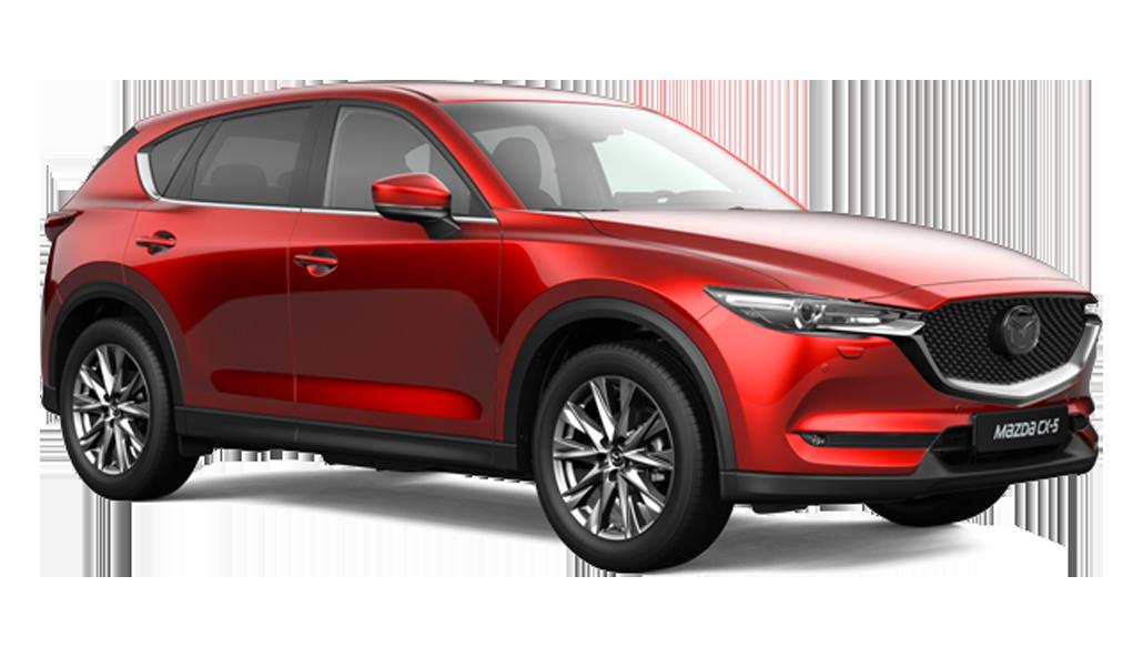Mazda-cx5 actie