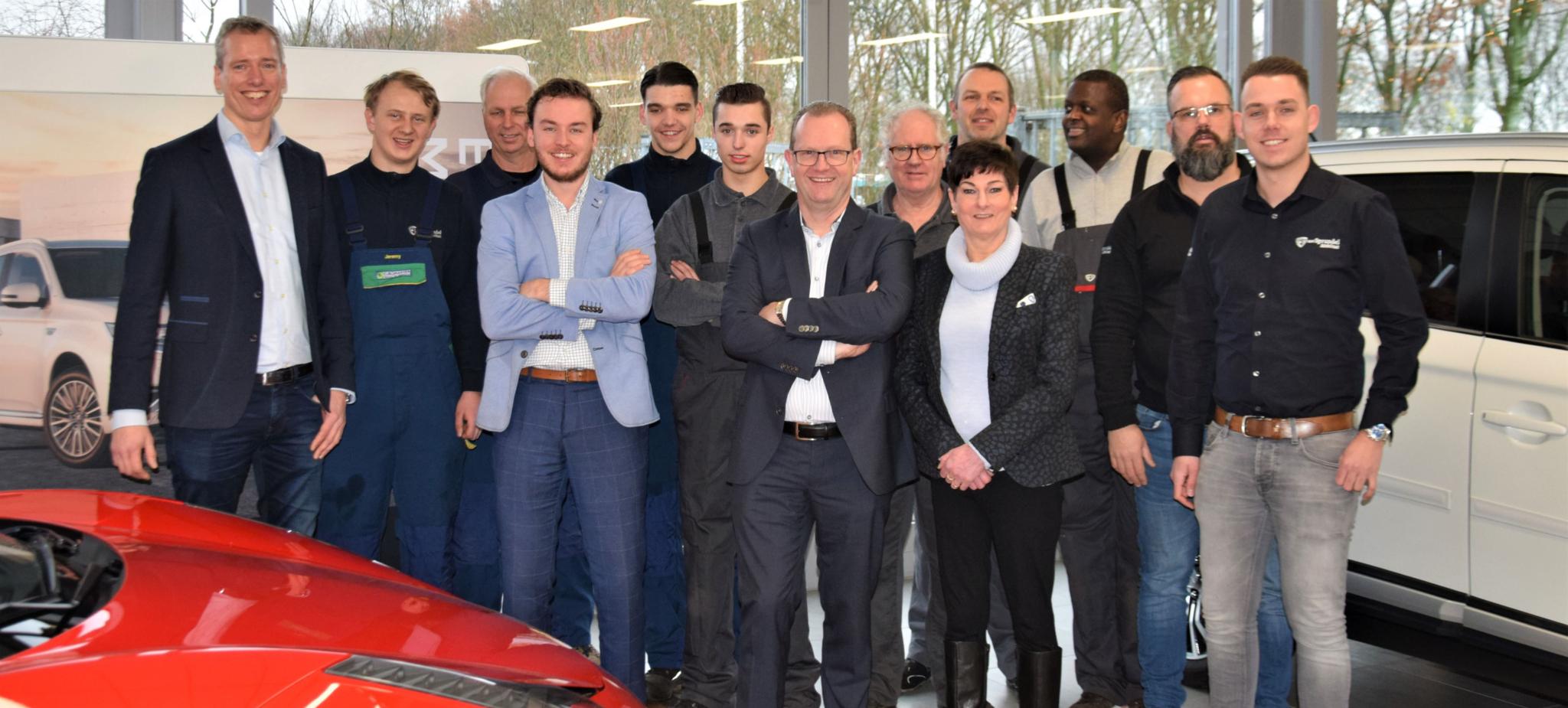 team van Sprundel Roosendaal