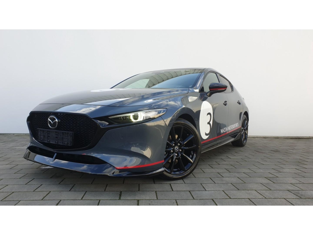 Mazda 3 TCR Edition