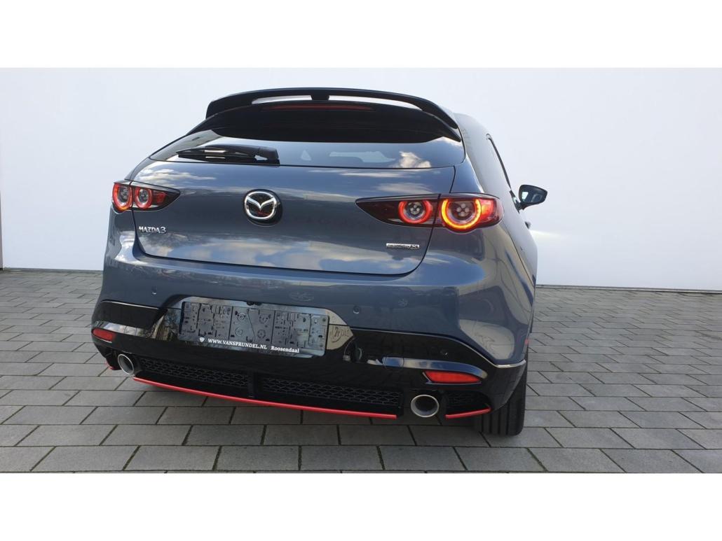 Mazda 3 TCR zal vanaf 2021 in actie komen