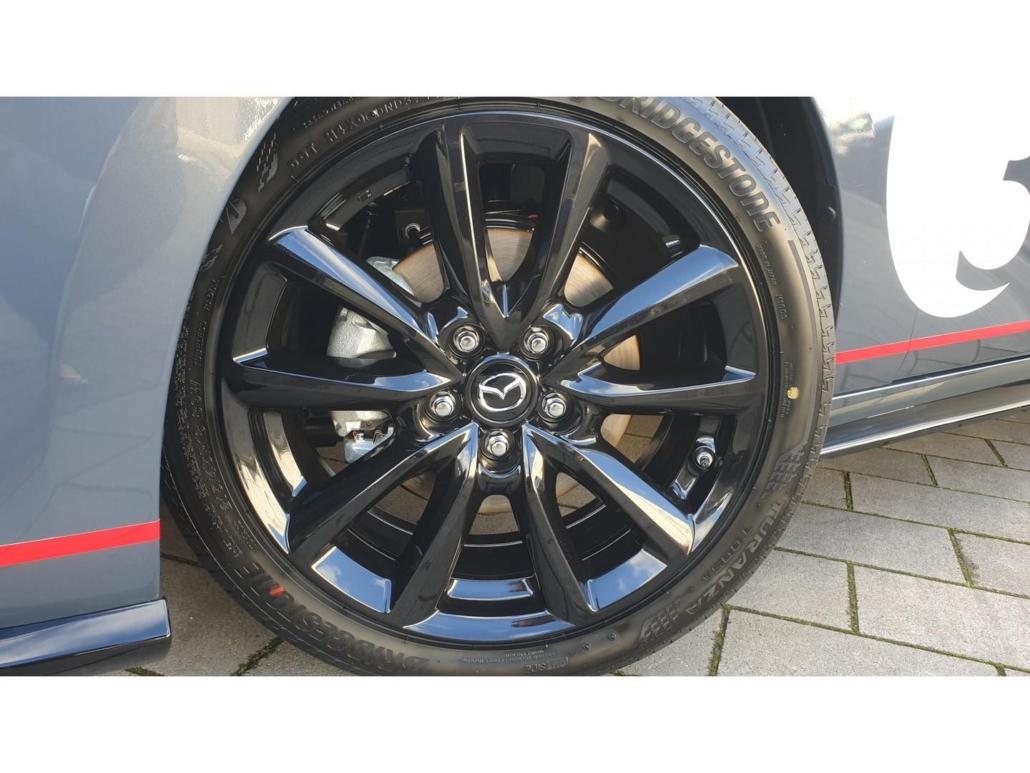 Mazda Motorsports wheels